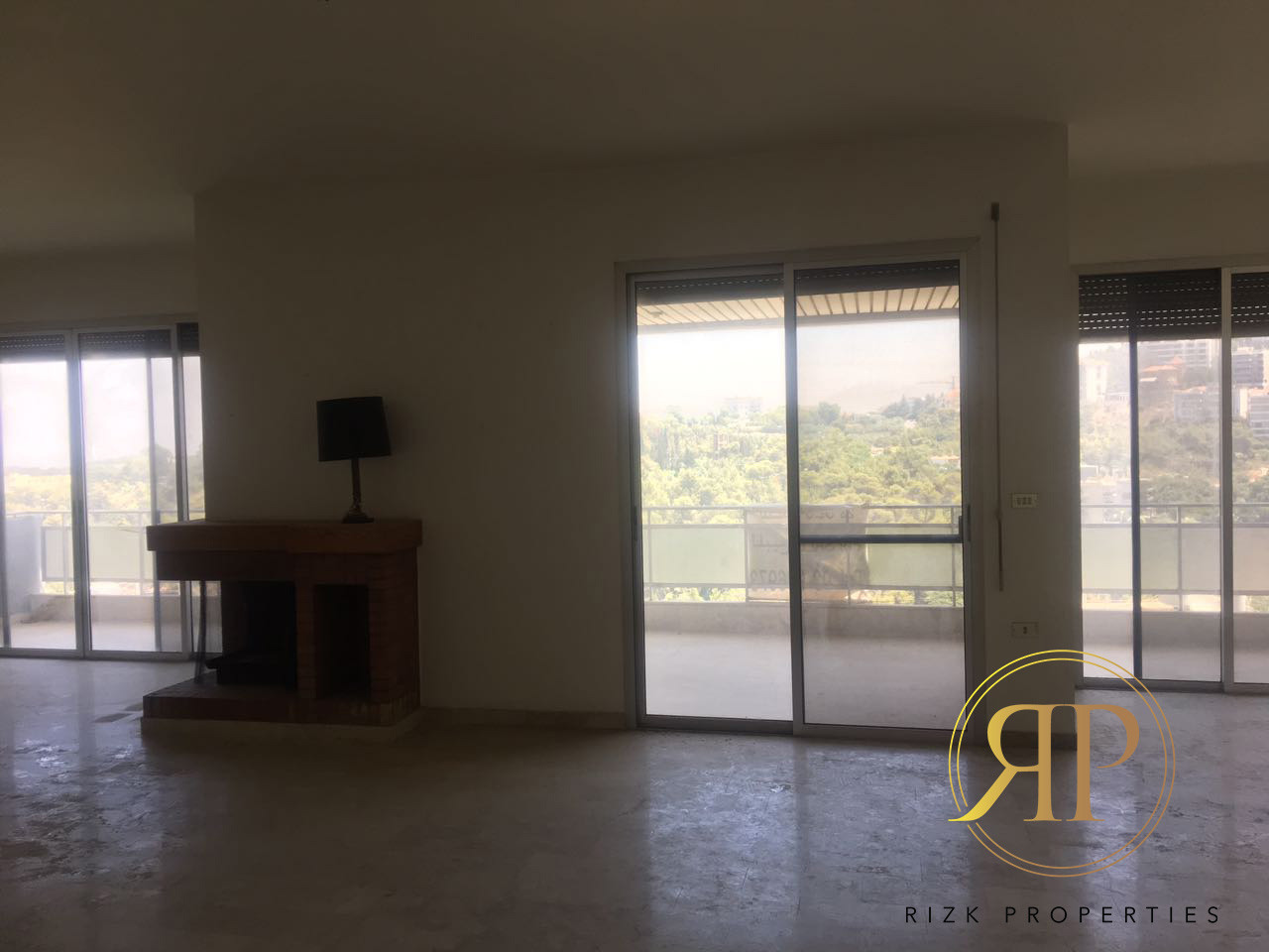 Well-located Apartment in Baabda - Strategical & Panoramic View Over Presidential Palace