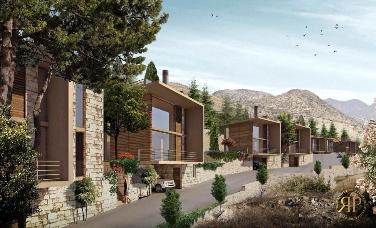 Exceptional Chalet for sale in Jbeil, Laqlouq